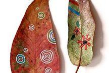 Leaf Art / Besondere Blätter