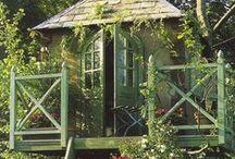 Tree Houses / Baumhäuser