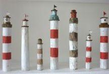 Driftwood/ Wood Art / Treibholz / Holz Kunst