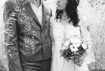 Vintage Weddings / Lace, burlap, and so much more!  We love vintage weddings!