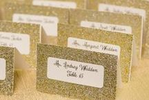 Seating Charts & Escort Cards