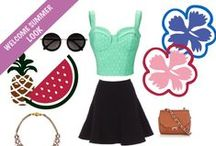 Welcome Summer Contest / Create your summer outfit!