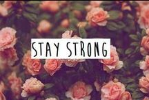 =Stay Strong=