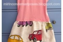 costura niños y bebes / Costura para niños y Bebés