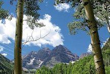 Rockies /  spiritual serenity peaceful
