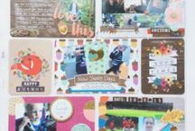 Project Life - Pocket Scrapbooking - Pocket Pages