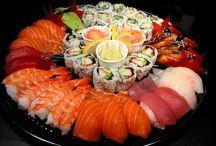 C.CHINA y JAPONESA, Shushi / Recetas de Shushi caseras y de cheff, recetas japonesas y recetas chinas.