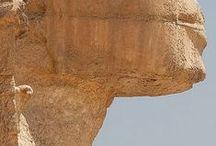 Egyiptom / Sfinx,