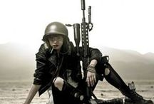 freedoom fighters, warriors, army, / freedoom fighters, warriors, army, weapons, guns, fighter, war