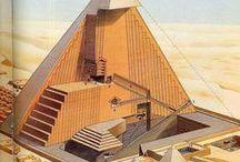 SZARKOFÁGOK, sírok, / Egyiptom, temetkezési  feltárások,