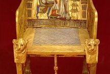 Használati ESZKÖZÖK, Egyiptom,játékok, életvitel. / amulettek, ékszerek, ládikák, bútorok,