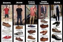 Fashion rules - men