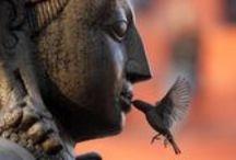 N E P Á L....Katmandu.... / Műemlékek,  életvitel....Himalaya...