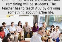 Meetings / Indoor team building activities for adults