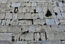 IZRAEL / vallási, építészeti műemlékek