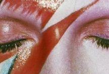 David Bowie // Glam rock