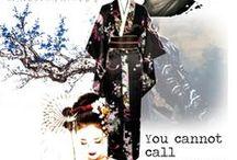 Geisha / Stunning Woman the Movie Memoirs of a Geisha Gorgeous Kimono :-D