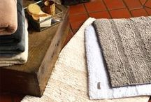 Bath Mat Collection / Hamam Bath Mats not only covers and keeps your bathroom floor clean, but also completes your bathroom's decoration with various colors.