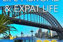 Expat Life | Life Abroad / What is it like to move abroad? To live and work abroad? Interviews with expats all over the world and tips and useful articles about moving and living abroad.