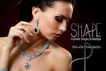 Specials at Shape! / Cosmetic plastic surgery specials, botox/fillers specials, and MedSpa treatment specials! http://www.shapespokane.com