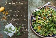 Plant-Based Salads / Salads