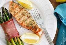 Salmon, Steelhead Trout and Tuna / by Jade Witch