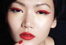 Make Up/Nails/hairs