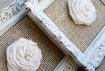 Tiffany, Lace & Pearls / wedding dessert table inspiration