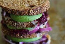 Sandwiches / Salad / Snacks