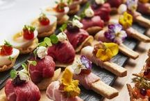 Dining & Event Catering / The dining experience at 195 is not just about superb cuisine but also about eye-catching contemporary presentation, ensuring that your event has the WOW factor...