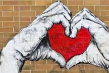 Happy Valentines Day! / Artistic expressions of love!