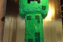 Minecraft birthday / Minecraft kid's birthday