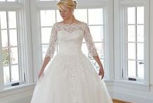 Wedding dress inspirations