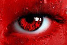 RED / 赤。モノトーンの中にワンポイントの赤。 めちゃくちゃかっこいい。