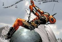Deadpool / オプティックブラスト撃たない方ね