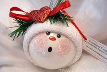 dekoracje bożonarodzeniowe / różnego rodzaje dekoracje  świąteczne