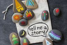 Äidinkieli tarinan kirjoittaminen