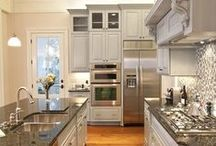 Dream Kitchen / A collection of beautiful kitchens. From classic to contemporary designs we love. Are you thinking about transforming your shabby kitchen into a #dreamkitchen? We can help you get the financing you need to make sure you get the kitchen you deserve.  For more details, visit: www.theultimatemortgage.com