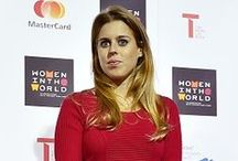 HRH Princess Beatrice and HRH Princes Eugenie