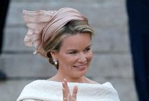 HM The Queen Mathilde