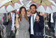 HRH Princess Sofia & HRH Prince Carl Philip