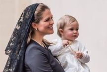 HRH Princess Madeleine & family