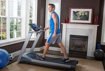 Treadmills / Top of the line treadmills for your home or fitness facility.