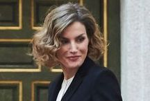 HM The Queen Letizia
