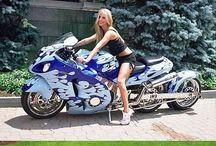 Motorcycle / Bikes