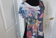 Refashioned Clothing / Make Old into New