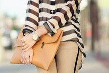 Crazy For Stripes / Trend fashion garis-garis!