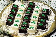 St. Patrick's Day Treats & Ideas / by Chef Steve's 1-800-Bakery