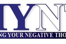 Healing Your Negative Thoughts (HYNT) / Replacing 1 Negative Thought with 1 Positive Thought 1 Day At-A-Time By Using The Law of Replacement and Inviting the Lifestyle You Prefer By Discovering Who You Are As A Person Through Keyword Quotes While Developing More Positive Energy Into Your Life!