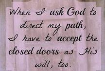 My Faith  / by BrieAnne